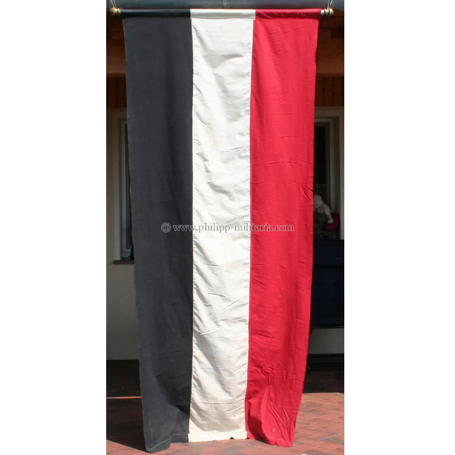 nationalfahne wandbehang schwarz wei rot kaiserreich ab 1892 philipp militaria. Black Bedroom Furniture Sets. Home Design Ideas