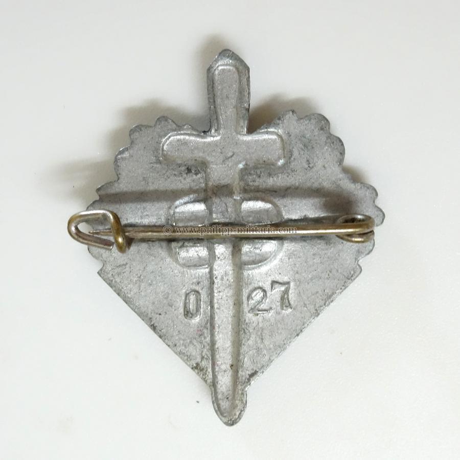 Kleinabzeichen Schwert Hakenkreuz Und Eichenlaub Philipp Militaria