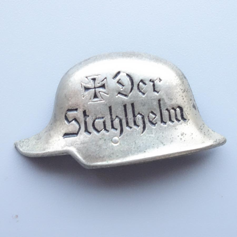 Stahlhelmbund, Der Stahlhelm, Bund der Frontsoldaten - Kernstahlhelm (ab 1929) - Zivilabzeichen