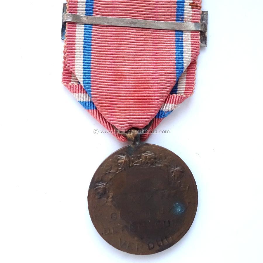213816839ec9ac Frankreich Medaille Verdun 1916 - Philipp Militaria Military Antiques