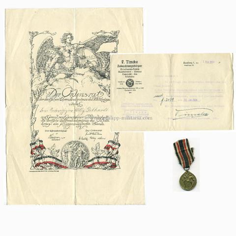 Kampfabzeichen der Ehrenlegion \